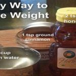 The Lazy Way to Lose Weight: Cinnamon, Honey, and Water