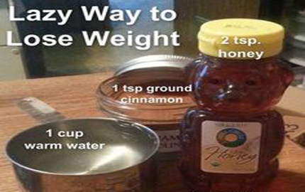 Lazy Way to Lose Weight