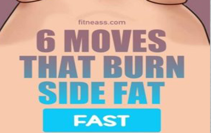 Burn Side Fat With The Best Core Workouts