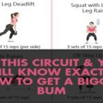 How to Get a Bigger Bum – Tone, Round and Enlarge Your Glutes One Leg Deadlift