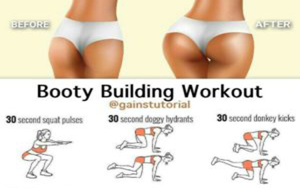 Booting Building Workouts For This Summer