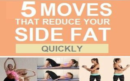 Effective Exercises To Curb Side Fat