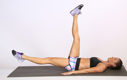 Tone Your Lower Belly