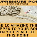 10 Amazing Things That Happen To Your Body When You Put Ice On THIS Point Of Your Neck