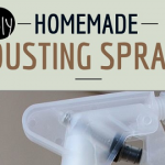 Save Homemade Dusting Spray, Easy & Cheap