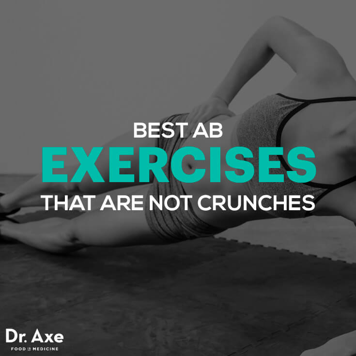 Ab Workouts & Best Exercises That Are Not Crunches