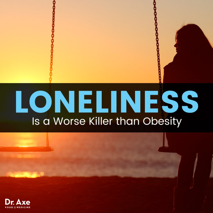 Loneliness: A Worse Killer than Obesity + Loneliness Remedies