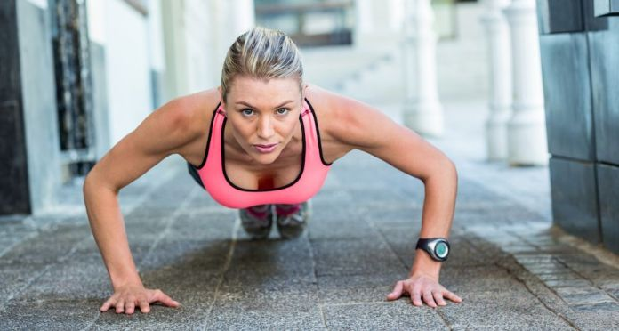 30 Minute, 300 Calories Burning Workout At Home