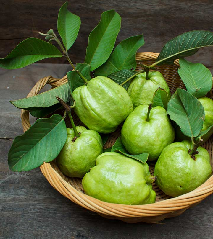 How Guava Leaves Stop Hair Fall and Promotes Hair Growth Fast