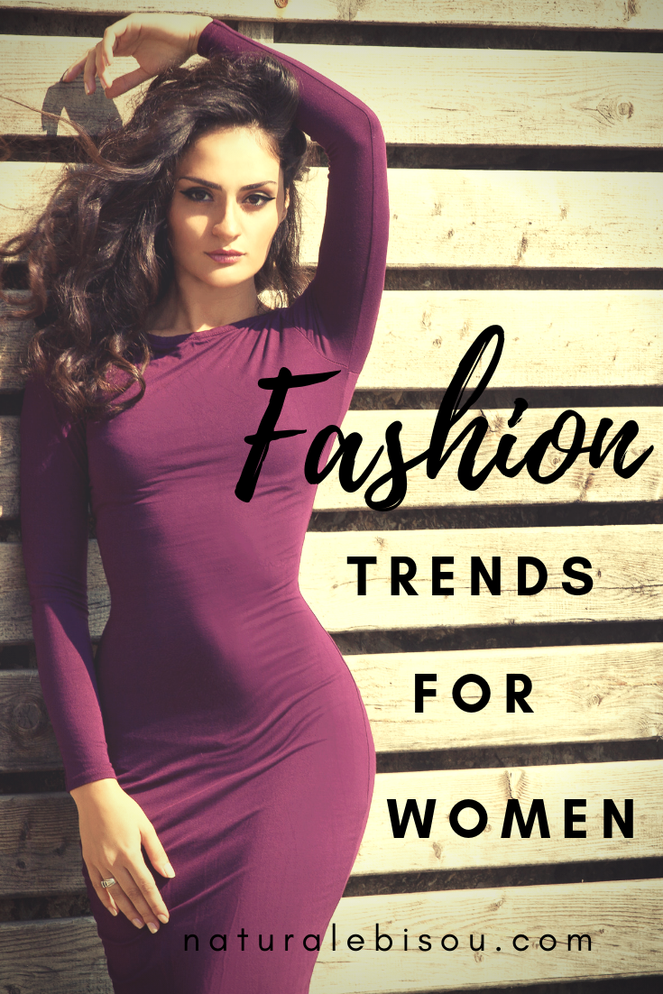 FASHION TREND FOR WOMAN