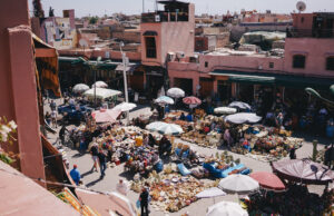 an entire information to marrakech