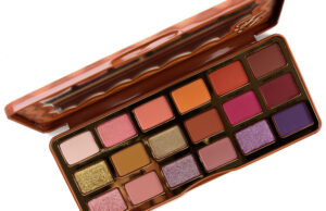 Too Confronted Pumpkin Spice Eyeshadow Palette Overview & Swatches