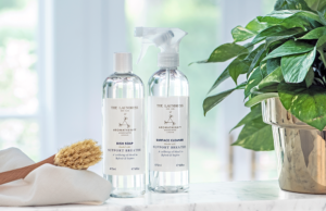 This New Aromatherapy Line Provides Family Chores a Massive Wellness Profit