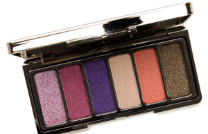Uncommon Magnificence Magnetic Spirit Eyeshadow Palette Evaluation & Swatches